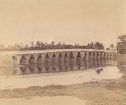 Atharanala Bridge, Puri.